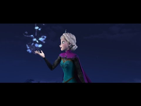 Paroles (Disney's Frozen) Let It Go - Idina Menzel